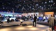 Mondial de l'auto 2016 : Des absents et de jolis présents