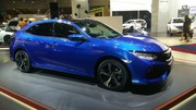 Tarifs Honda Civic 2017 : des prix à partir de 22 900 euros