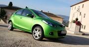 Essai Mazda2 : des arguments de poids