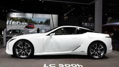 Lexus LC 500h : l'hybride est là !