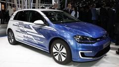 Volkswagen e-Golf Touch : en attendant le restylage de la VW Golf