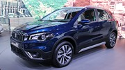 Suzuki S-Cross restylée : l'injustement boudé
