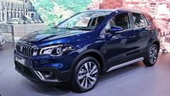 Suzuki S-Cross restylée : l'injustement boudé
