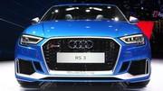 Audi RS3 berline : 400 ch et une malle