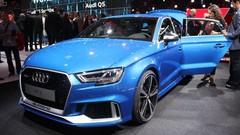 Audi RS3 restylée : toujours plus