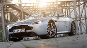 Essai Aston Martin V8 Vantage N430 Roadster : goodbye my lover