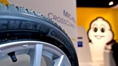 Michelin présente deux nouveaux pneus au Mondial de Paris 2016