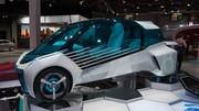 Toyota FCV Plus : l'avenir sous hydrogène