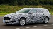 Jaguar confirme l'arrivée d'une nouvelle XF break