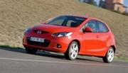 Mazda2 1.3 86 ch et 1.5 103 ch : Vive la légèreté !