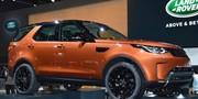 Land Rover Discovery au Mondial de Paris 2016