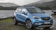 Essai Opel Mokka X CDTi 136 4X4 Elite 2017 : Traitement aux rayons X