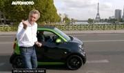 Emission Automoto : TT RS, 3008 et Smart électrique