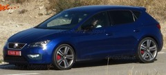 Seat Leon 2017 : premiers spyshots de la version restylée