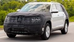 Volkswagen : un gros SUV 7 places nommé Atlas