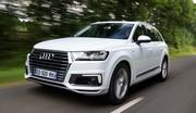Essai Audi Q7 e-tron : un V6 TDI hybride