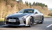 Essai Nissan GT-R 2017 : Un visage frai pour Godzilla