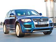 Volkswagen Touareg R50 : Rrrrrrrrrrrrrrrrrr (x 50)