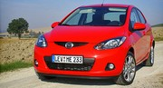 Nouvelle Mazda2 : Citadine poids-plume
