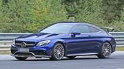 La future Mercedes-AMG C 63 R en photos et en vidéo