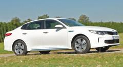 Essai Kia Optima hybride rechargeable : elle pneu mieux faire