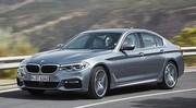 BMW Série 5 : une petite 7