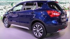 Suzuki S-Cross restylé : ne l'appelez plus SX4