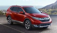 Honda dévoile le nouveau CR-V