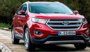 Essai Ford Edge: Un (gros) américain à Paris