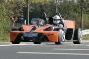 KTM X-Bow : une moto sur quatre roues