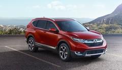 Honda CR-V (2017) : le nouveau CR-V présenté aux Etat-Unis