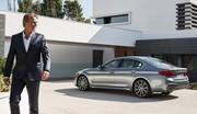 BMW Série 5 2017 : sportivité, élégance et style