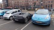 Norvège : 1 voiture neuve sur 2 est électrique