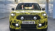 Mini Countryman 2017 : une version hybride pour le futur Countryman