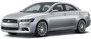 Mitsubishi propose une limousine diesel