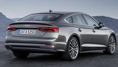 Nouvelle Audi A5 Sportback: à partir de 44300 €