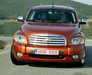 Essai Chevrolet HHR 2.4 16v : Coude à la portière