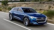 Audi: le SUV électrique s'appellera e-tron