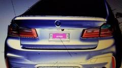 BMW : la nouvelle M5 déjà en fuite !