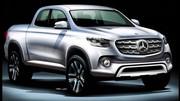 Mercedes : le pickup dévoilé dans quelques jours
