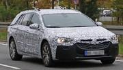 Le break Opel Insignia Sports Tourer de sortie pour la première fois
