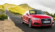 Essai Audi A3 TDI Cabriolet : l'A3 sans couvre-chef