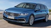 Hausse de standing pour la VW Passat restylée