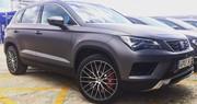 Spyshot Seat Ateca Cupra : le SUV sportif Seat existe !