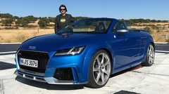 Essai Audi TT RS : un cylindre qui change tout
