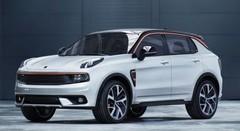 Volvo lance sa voiture électrique connectée sous la marque Lynk & CO