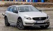 Essai Volvo V60 Cross Country D4 AWD : Le sérieux scandinave
