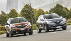 Essai Peugeot 3008 2 face au Renault Kadjar : le choc des SUV français