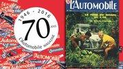 """70 ans de """"L'Automobile Magazine"""" : Février 1960"""