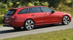 Essai Mercedes Classe E Break : gros porteur de luxe